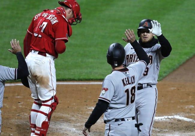 Cincinnati Reds vs Arizona Diamondbacks MLB Picks, Odds, Predictions 4/22/21