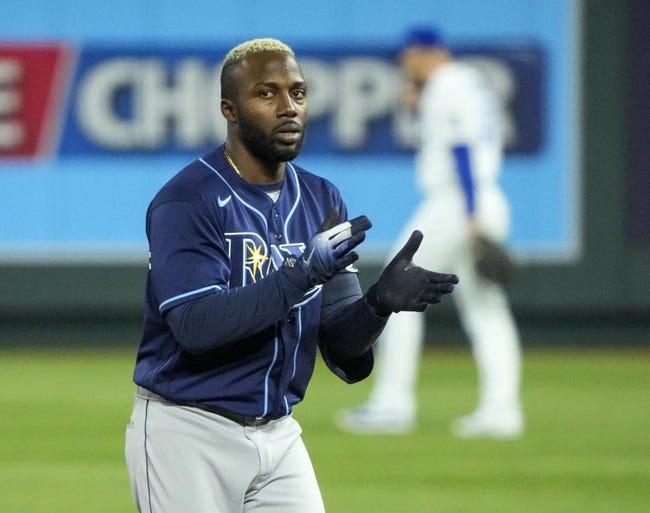 Toronto Blue Jays at Tampa Bay Rays: 4/23/21 MLB Picks and Predictions