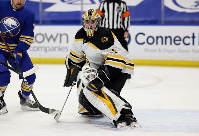 Boston Bruins at Buffalo Sabres - 4/23/21 NHL Picks and Prediction