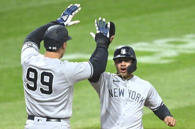 New York Yankees at Cleveland Indians - 4/23/21 MLB Picks and Prediction