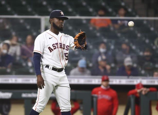Houston Astros vs Seattle Mariners MLB Picks, Odds, Predictions 4/27/21