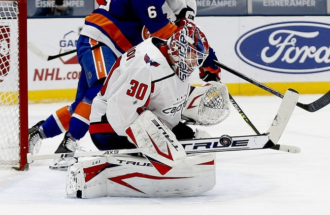 New York Islanders vs Washington Capitals NHL Picks, Odds, Predictions 4/24/21