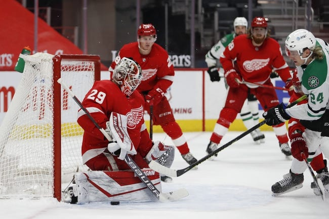 Detroit Red Wings vs Dallas Stars NHL Picks, Odds, Predictions 4/24/21