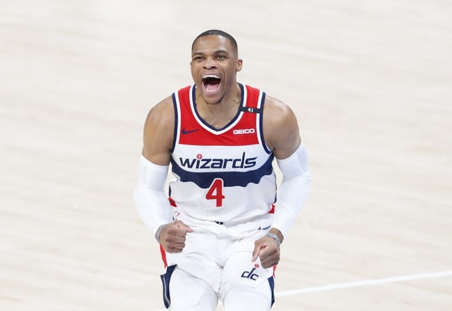 Cleveland Cavaliers at Washington Wizards - 4/25/21 NBA Picks and Prediction