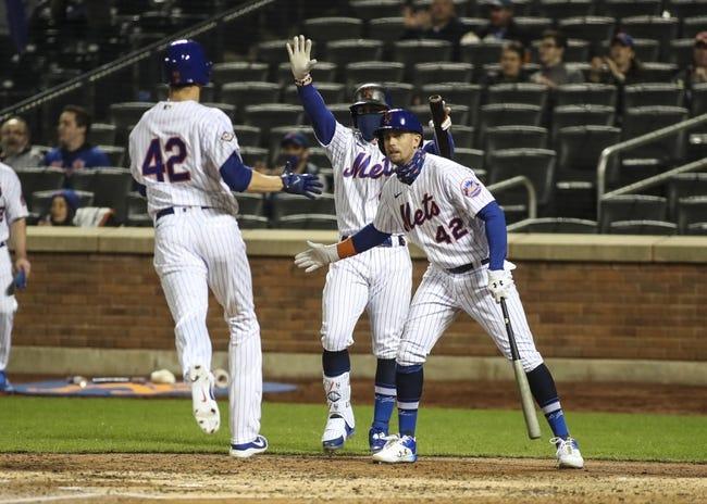 Washington Nationals at New York Mets - 4/24/21 MLB Picks and Prediction