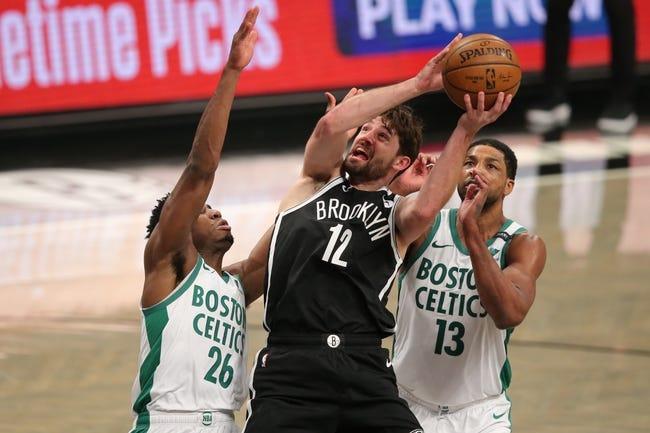 Boston Celtics at Brooklyn Nets - 5/22/21 NBA Picks and Prediction
