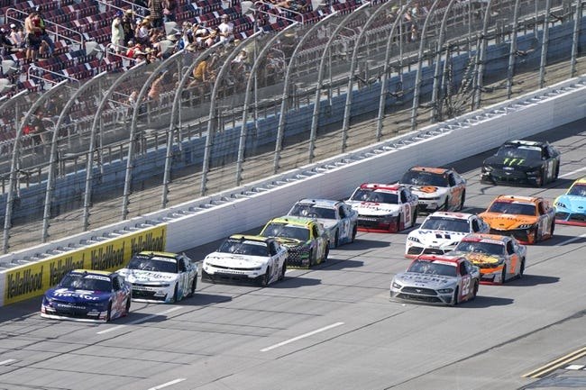 2021 Sparks 300 10/2/21 NASCAR Xfinity Series Picks, Odds, and Prediction