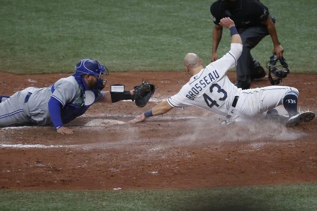 Toronto Blue Jays at Tampa Bay Rays 4/25/21 MLB Picks and Predictions