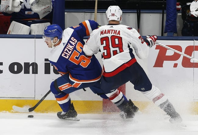 Washington Capitals vs New York Islanders NHL Picks, Odds, Predictions 4/27/21