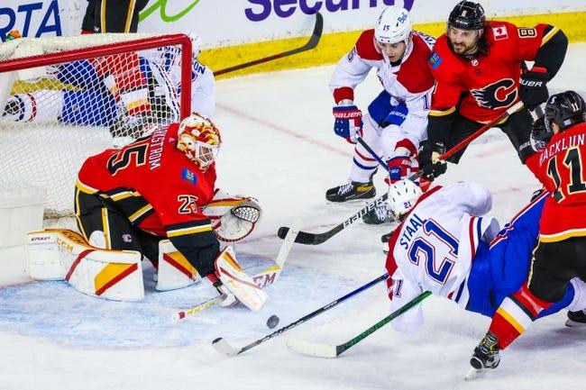 Calgary Flames vs Montreal Canadiens NHL Picks, Odds, Predictions 4/26/21
