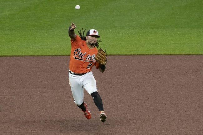 Oakland Athletics at Baltimore Orioles - 4/25/21 MLB Picks and Prediction