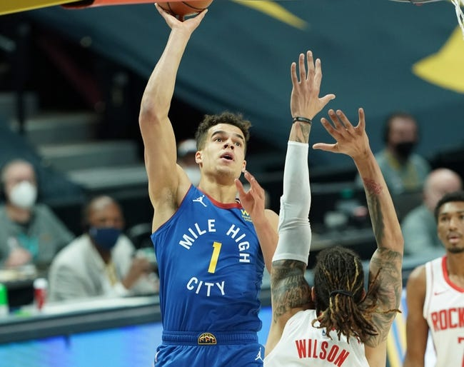 NBA Picks and Predictions for 5/1/21 - Free NBA Picks