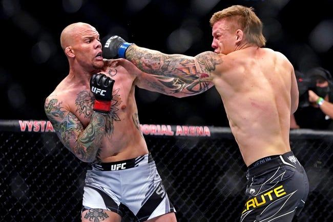 UFC Fight Night 192: Anthony Smith vs. Ryan Spann Picks and Predictions