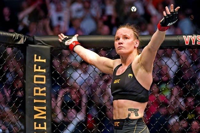 UFC 266: Valentina Shevchenko vs. Lauren Murphy Picks and Predictions