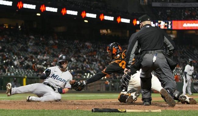 San Francisco Giants vs Miami Marlins MLB Picks, Odds, Predictions 4/25/21