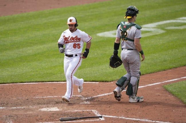 Oakland Athletics vs Baltimore Orioles MLB Picks, Odds, Predictions 4/30/21