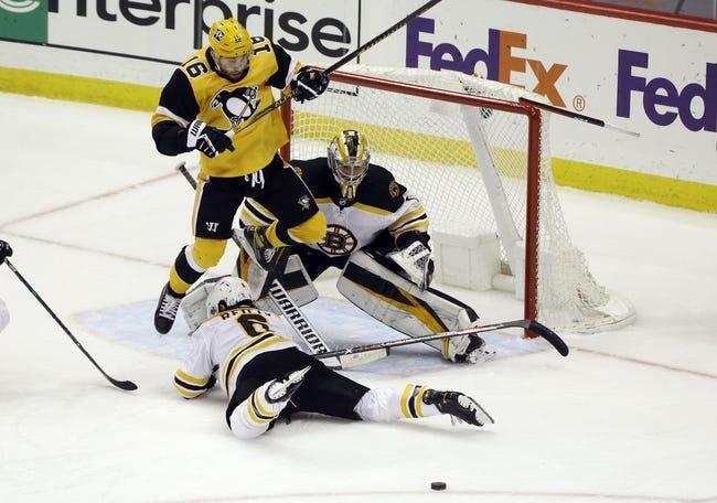 Pittsburgh Penguins vs Boston Bruins NHL Picks, Odds, Predictions 4/27/21