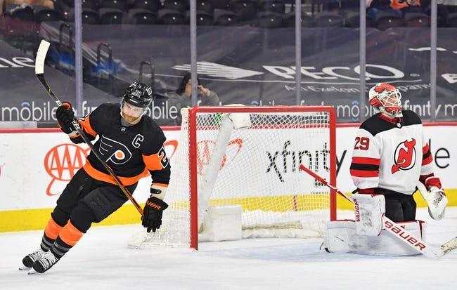 New Jersey Devils vs Philadelphia Flyers NHL Picks, Odds, Predictions 4/27/21