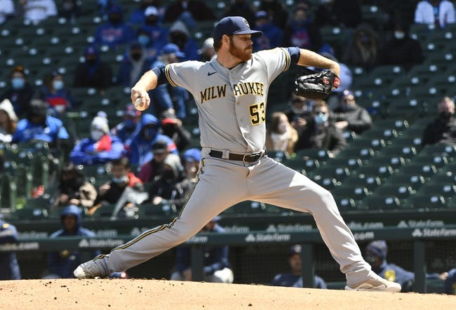 Milwaukee Brewers vs Los Angeles Dodgers MLB Picks, Odds, Predictions 5/1/21