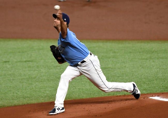 Tampa Bay Rays vs Houston Astros MLB Picks, Odds, Predictions 5/2/21