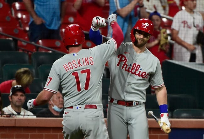 St. Louis Cardinals vs Philadelphia Phillies 4/27/21 MLB Pick and Prediction MLB Tips Betting Pick