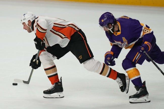 Los Angeles Kings vs Anaheim Ducks NHL Picks, Odds, Predictions 4/28/21