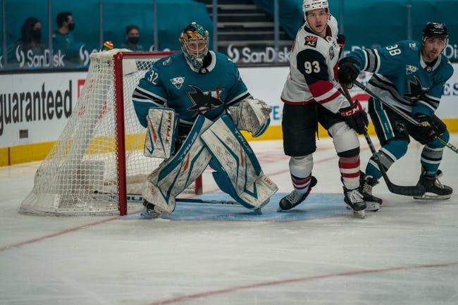 San Jose Sharks vs Arizona Coyotes NHL Picks, Odds, Predictions 4/28/21