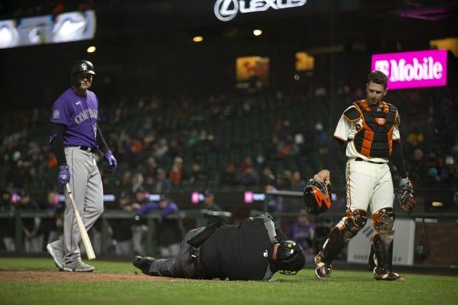 San Francisco Giants vs Colorado Rockies MLB Picks, Odds, Predictions 4/28/21