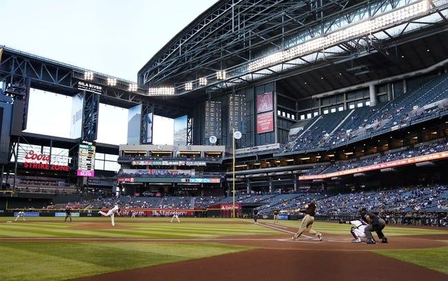 Arizona Diamondbacks vs San Diego Padres MLB Picks, Odds, Predictions 4/28/21