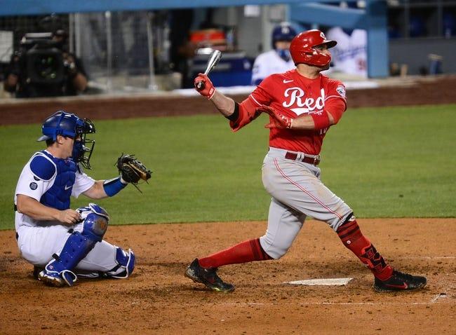 Los Angeles Dodgers vs Cincinnati Reds MLB Picks, Odds, Predictions 4/28/21