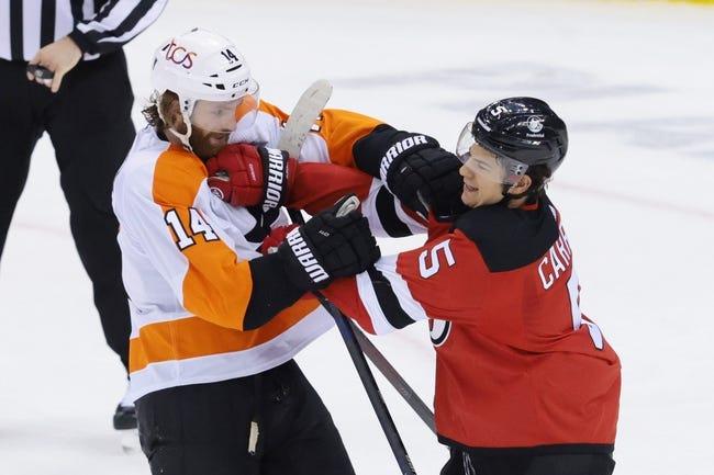 Philadelphia Flyers vs New Jersey Devils NHL Picks, Odds, Predictions 5/1/21