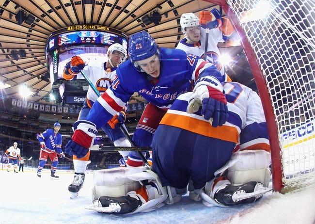 New York Islanders vs New York Rangers NHL Picks, Odds, Predictions 5/1/21