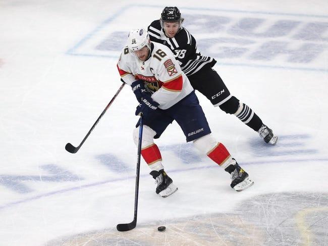 Chicago Blackhawks vs Florida Panthers NHL Picks, Odds, Predictions 5/1/21