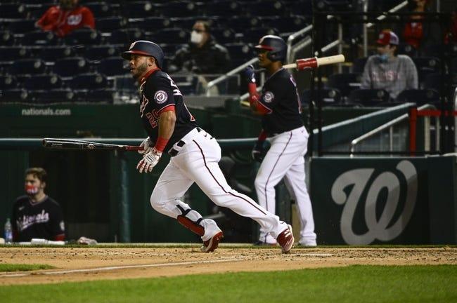 Washington Nationals vs Miami Marlins MLB Picks, Odds, Predictions 5/1/21