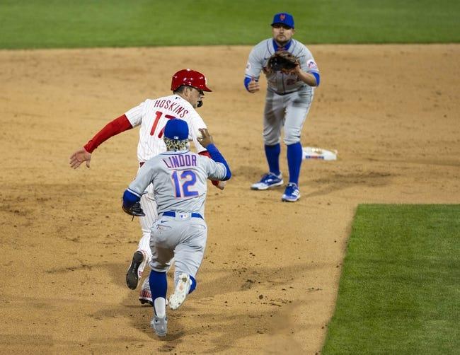 Philadelphia Phillies vs New York Mets MLB Picks, Odds, Predictions 5/1/21