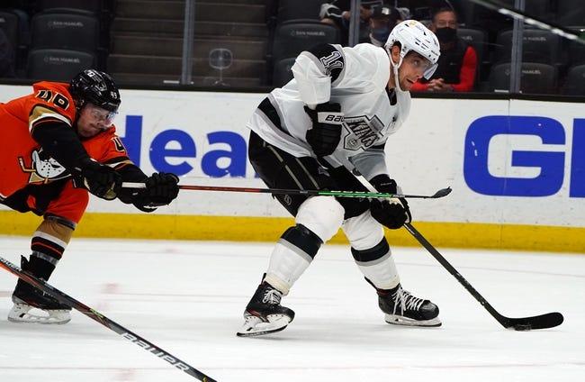 Anaheim Ducks vs Los Angeles Kings NHL Picks, Odds, Predictions 5/1/21