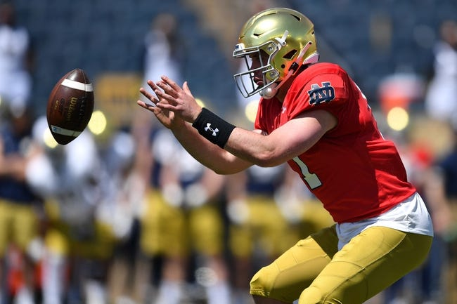 Notre Dame at Florida State: 9/5/21 College Football Picks and Predictions