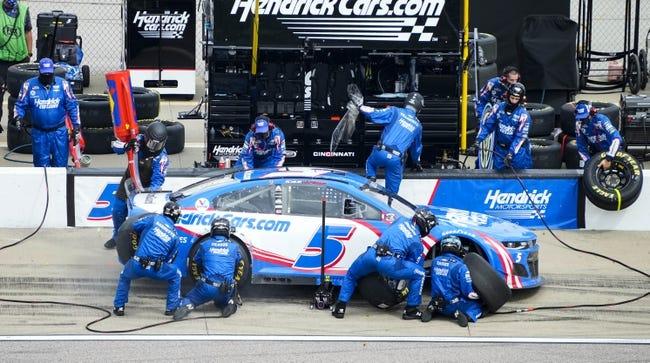 2021 Drydene 400: NASCAR CUP Preview, Odds, Picks, Longshots