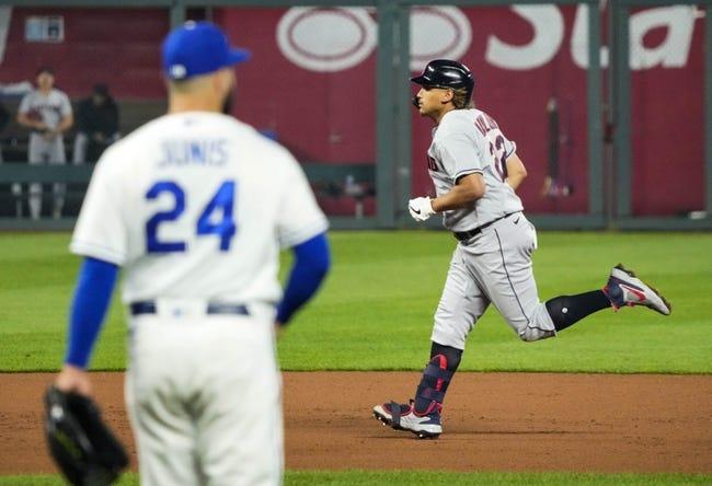 Kansas City Royals vs Cleveland Indians MLB Picks, Odds, Predictions 5/4/21