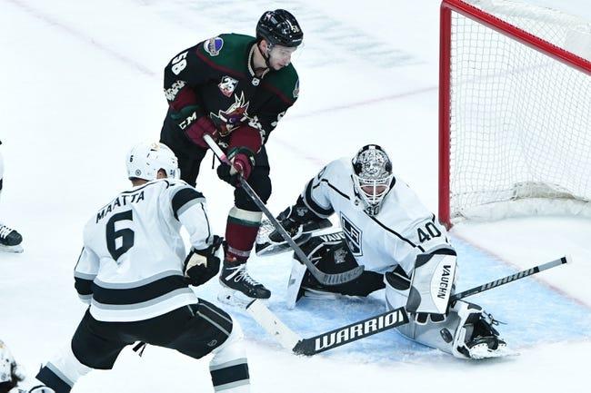 Arizona Coyotes vs Los Angeles Kings NHL Picks, Odds, Predictions 5/5/21