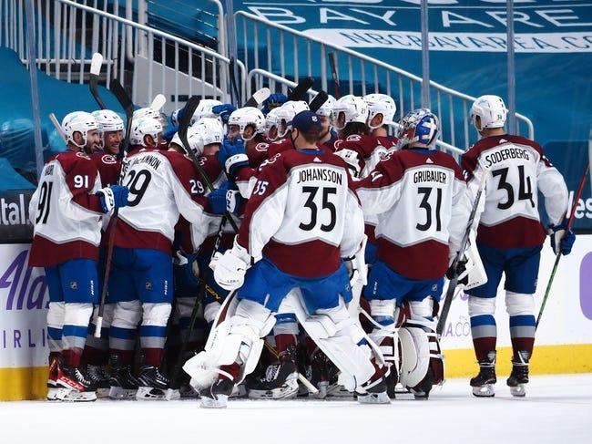 San Jose Sharks vs Colorado Avalanche NHL Picks, Odds, Predictions 5/5/21