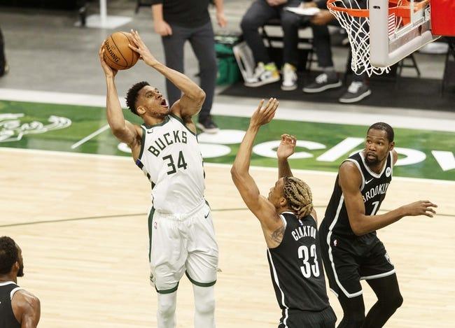 Milwaukee Bucks vs Washington Wizards NBA Picks, Odds, Predictions 5/5/21