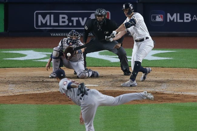 New York Yankees vs Houston Astros MLB Picks, Odds, Predictions 5/5/21