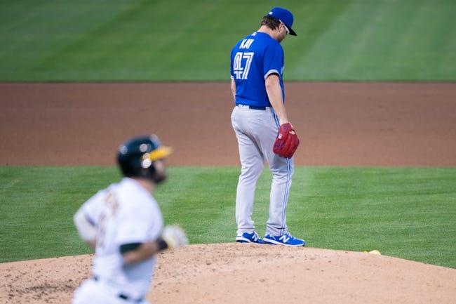 Oakland Athletics vs Toronto Blue Jays MLB Picks, Odds, Predictions 5/5/21