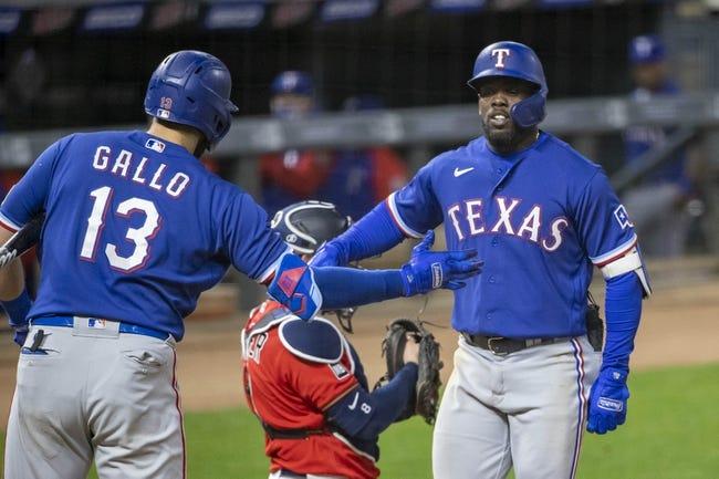 Minnesota Twins vs Texas Rangers MLB Picks, Odds, Predictions 5/5/21