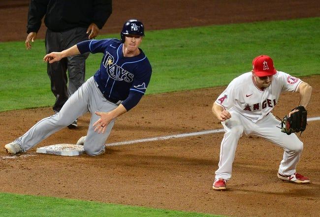 Los Angeles Angels vs Tampa Bay Rays MLB Picks, Odds, Predictions 5/5/21