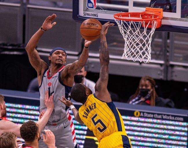Indiana Pacers at Washington Wizards - 5/20/21 NBA Picks and Prediction