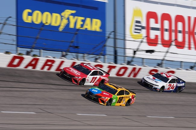 2021 Cook Out Southern 500: NASCAR CUP Picks, Predictions, Odds, Longshots
