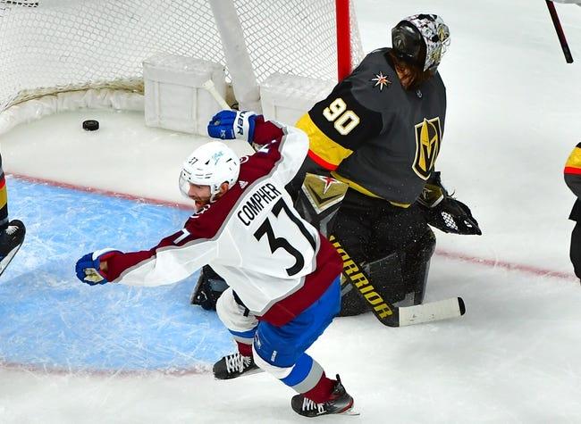 Vegas Golden Knights at Colorado Avalanche - 5/30/21 NHL Picks and Prediction