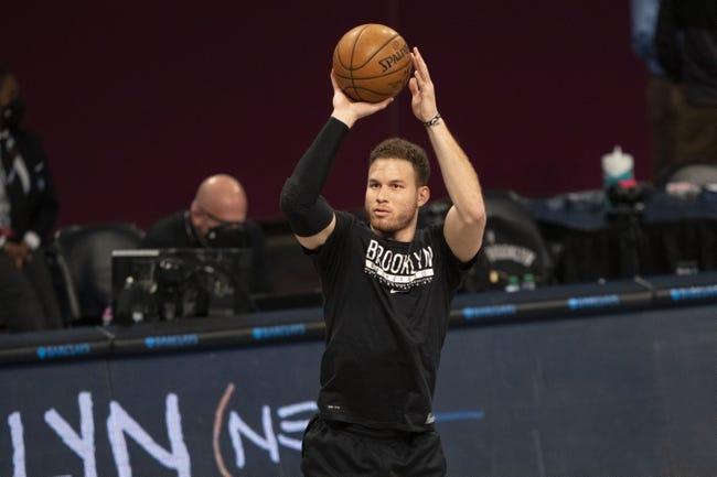 Milwaukee Bucks at Brooklyn Nets - 6/5/21 NBA Player Props
